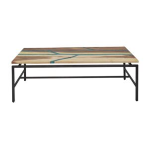 Elrond Teal Coffee Table